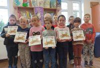 Z wizytą w Bibliotece Miejskiej w Mieroszowie